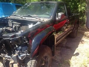 2007 Colorado 4x4 Parting Out
