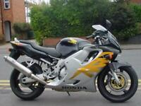 Honda CBR600F-X cheap supersports bike