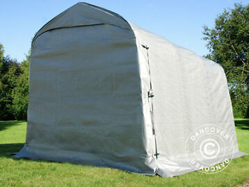 6x2,4 M Pvc Storage Shelter Tent Carport Car Cover Canopy Garden Shed