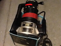 Sears Craftsman 200 power router top of line
