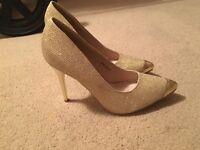 Lady shoes heels