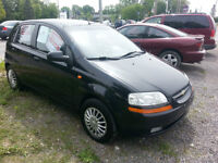 2004 Chevrolet Aveo 5