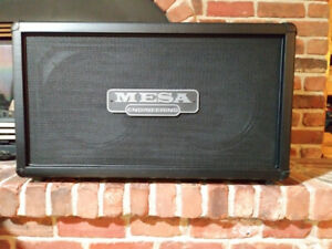 "MESA BOOGIE RECTIFIER HORIZONTAL 2X12"" 140 WATTS-New"