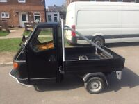Piaggio ape cross country in good working older £2150 or swaps let me no what you have try me