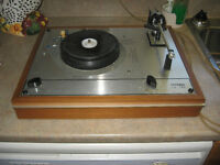 Turntable Thorens TD165 for repair or parts price reduced