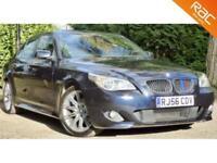 2006 56 BMW 5 SERIES 2.0 520D M SPORT 4D 161 BHP DIESEL 60MPG!