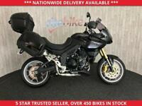 TRIUMPH TIGER TIGER 1050 TRIPLE ADVENTURE STYLE SULL LUGGAGE 2009 09