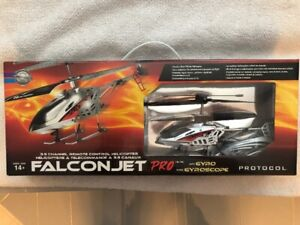 Protocol Falcon Jet RC Helicopter