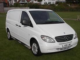 2008 (58) Mercedes-Benz Vito 2.1CDi 111 - Compact 111CDI