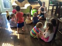 Home Daycare Spot Available in Bedford South (off Larry Uteck)