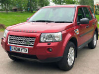 Land Rover Freelander 2 2.2Td4 XS*FULL LAND ROVER HISTORY*1 OWNER FROM NEW*4X4*