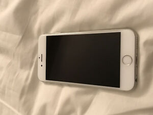 Silver 16g iPhone 6 for sale