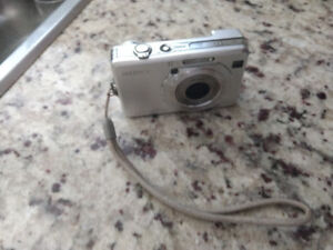 Sony W100 Digital Camera - 8.1 MP