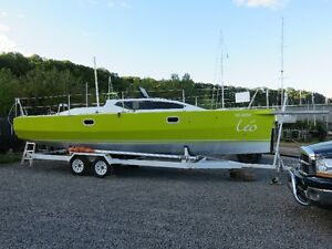 2005 KALON 28 EXCLUSIVE SWINGKEEL SAILBOAT