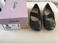 Clarks Shoes Size 3 - Brand New - Ladies or Girls
