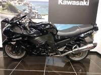 KAWASAKI ZZ-R1400 ZX1400 D9F