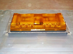 Amber Whelen LED Mini Lightbar - 12 Volt