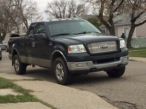Ford 4x4 pick up truck
