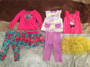 Girl's Clothes - 18-24 Months