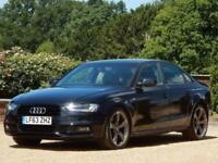 2013 Audi A4 2.0 TDI Black Edition Multitronic 4dr