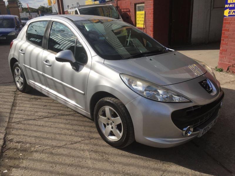 2007 Peugeot 207 1.4 VTi Sport [95] 5dr 5 door Hatchback