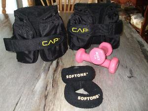 Accessoires poids de musculation  450-994-2242