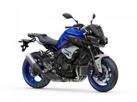 YAMAHA MT-10, 2020 MODEL 21 REG 0 MILES, ICON BLUE, ICE FLUO OR TECH BLACK...