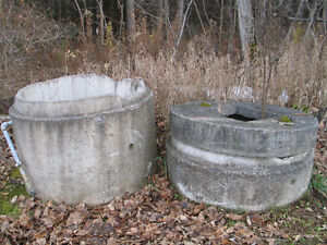 1 full  and 1 1/2 well tile arrangement forloading can be made Kawartha Lakes Peterborough Area image 2