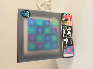 NEW Homedics Light Therapy Colormotion Color Cube LT-500