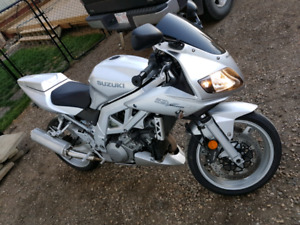 Very nice SV1000 s for sale or trade for a car suv or dual sport