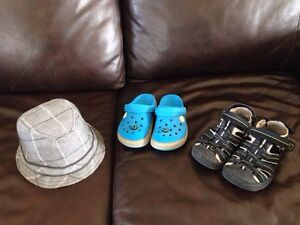 Boys Summer Lot Size 5