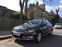 VW Passat 2.0TDI Bluemotion Start/Stop £30 TAX 2012 PCO
