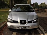 2003 Seat Arosa 1.4 3 Door Hatchback ***AUTOMATIC***
