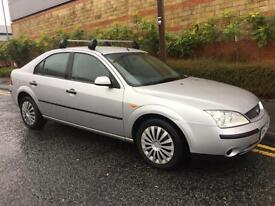 Ford Mondeo 1.8 2002.5MY LX