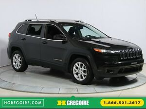 2015 Jeep Cherokee North AUTO A/C GR ELECT MAGS BLUETOOTH CAM.RE