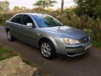 Super Example!!! 07 Ford Mondeo 1.8 LXi with New MOT & FSH