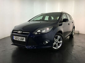 2013 FORD FOCUS ZETEC TDCI DIESEL ESTATE 1 OWNER SERVICE HISTORY FINANCE PX