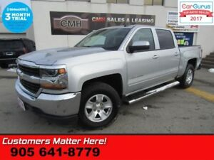 2017 Chevrolet Silverado 1500 LT  4X4 5.3L 10 WAY POWER SEAT  CA