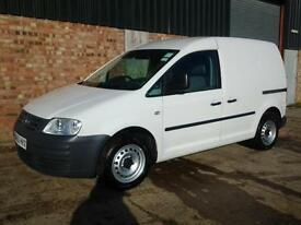2010 VOLKSWAGEN CADDY VAN - 1.9 C20 DTI 104 - 1 OWNER FROM NEW - NEW CAM BELT +