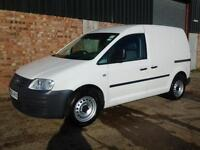 2010 VOLKSWAGEN CADDY VAN - 1.9 C20 DTI - 1 OWNER FROM NEW - FINANCE AVAILABLE