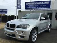 2008 08 BMW X5 3.0d M Sport AUTOMATIC - 65,000 MILES FSH - LOVELY CONDITION