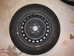 Nordic Winter Tires 205-55-R16- pneus d'hiver