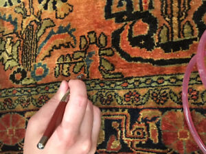 Custom Colour Carpets and Rugs - Dyeing