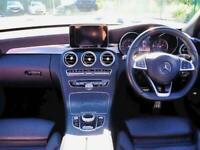 2017 Mercedes-Benz C Class C250d AMG Line Premium 4dr 9G-Tronic Auto Saloon Dies