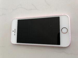 Iphone SE 64 gb rosegold