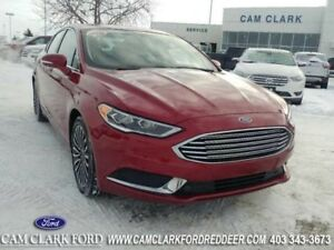 2018 Ford Fusion SE  | FWD | Clean Carfax | Low KM's |