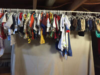 98 items of baby clothes
