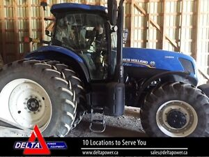 2013 New Holland T7.270 AutoCommand Tractor