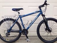 "Nice Rocky Mountain Bike, 26"" alloy wheels, 24 sp"