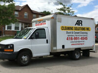 DUCT & CARPET CLEANIG PLEASE CALL 416-991-4545